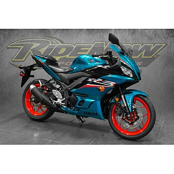2021 Yamaha YZF-R3 for sale 201168723