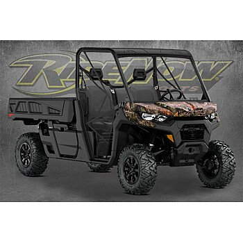 2022 Can-Am Defender for sale 201154078