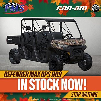 2022 Can-Am Defender for sale 201177836