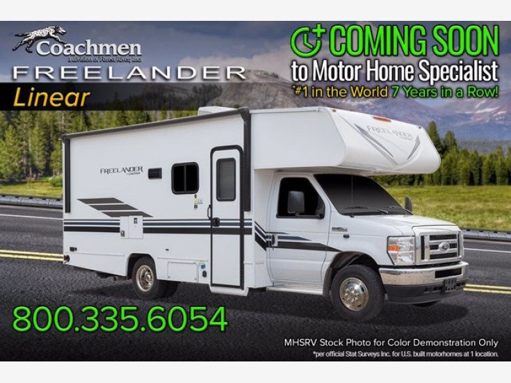 2022 Coachmen Freelander for sale 300269017