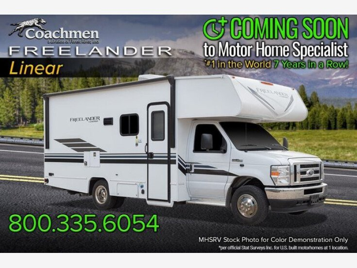 2022 Coachmen Freelander for sale 300295533