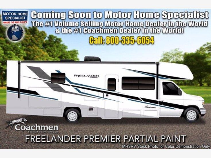 2022 Coachmen Freelander for sale 300322178
