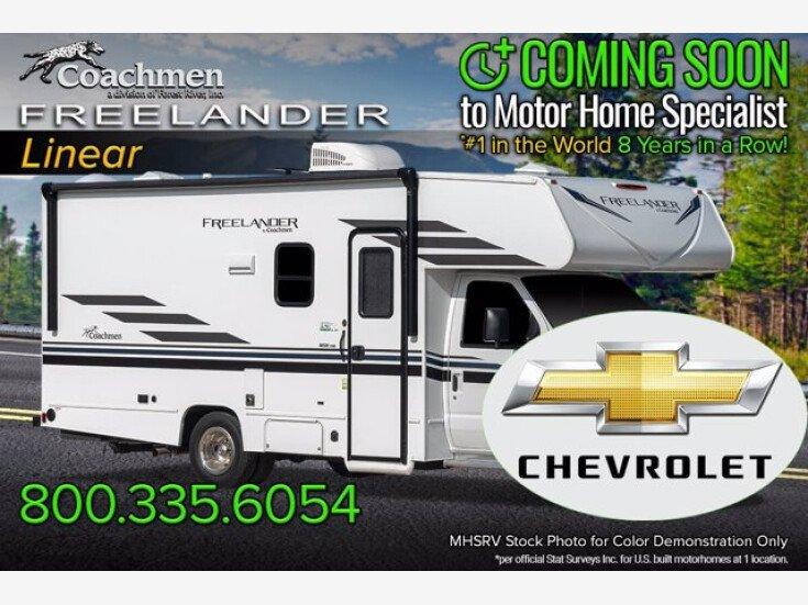 2022 Coachmen Freelander for sale 300322191