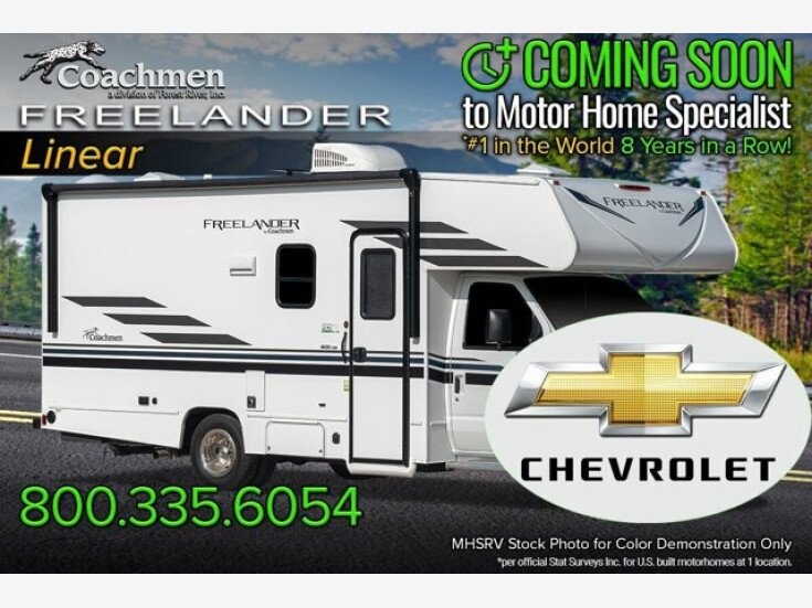 2022 Coachmen Freelander for sale 300322252