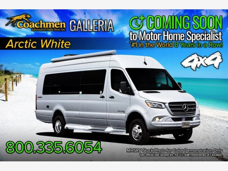 2022 Coachmen Galleria for sale 300251583