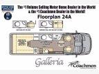 2022 Coachmen Galleria for sale 300322228