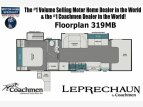 2022 Coachmen Leprechaun 319MB for sale 300280620