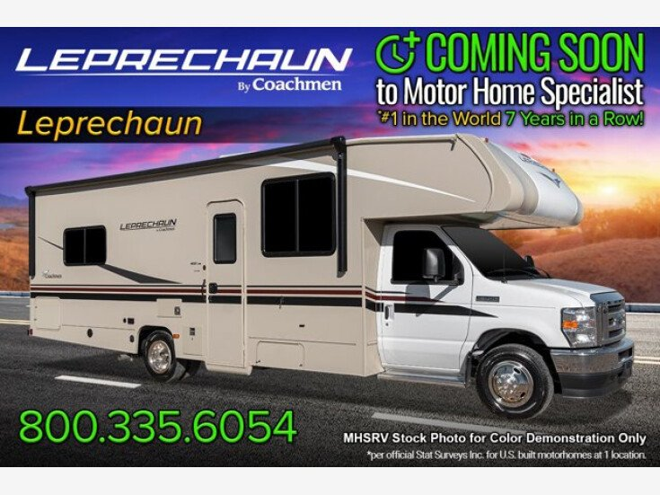 2022 Coachmen Leprechaun 260DS for sale 300322666