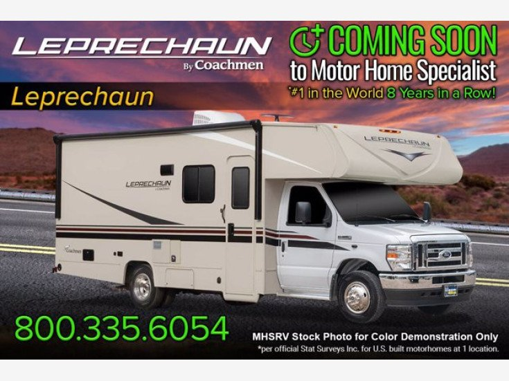 2022 Coachmen Leprechaun for sale 300322672