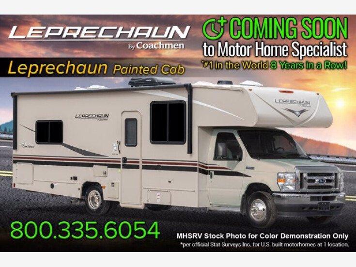 2022 Coachmen Leprechaun for sale 300322693