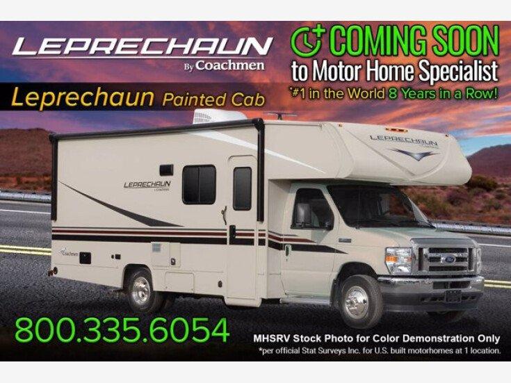 2022 Coachmen Leprechaun for sale 300322702