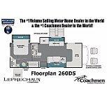 2022 Coachmen Leprechaun 260DS for sale 300335157