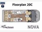 2022 Coachmen Nova for sale 300322222