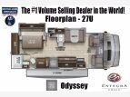 2022 Entegra Odyssey for sale 300267544