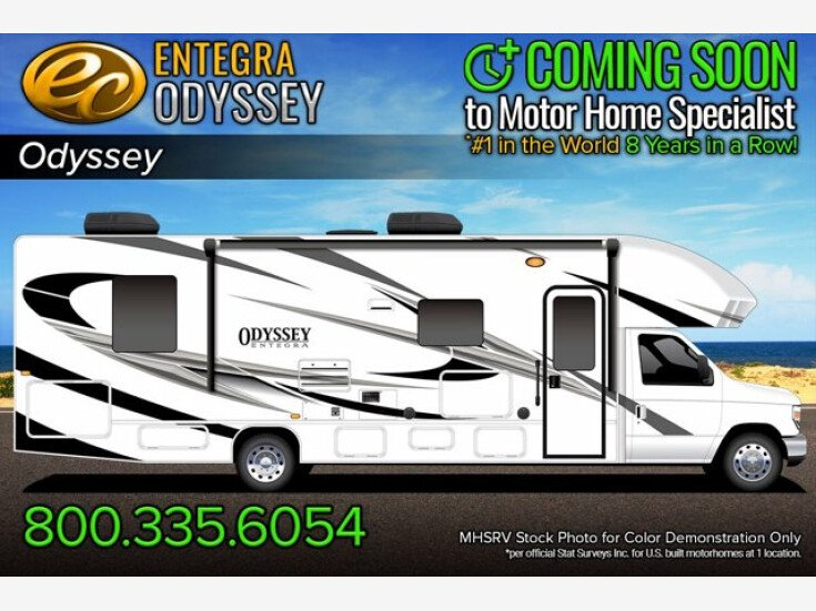 2022 Entegra Odyssey for sale 300313043