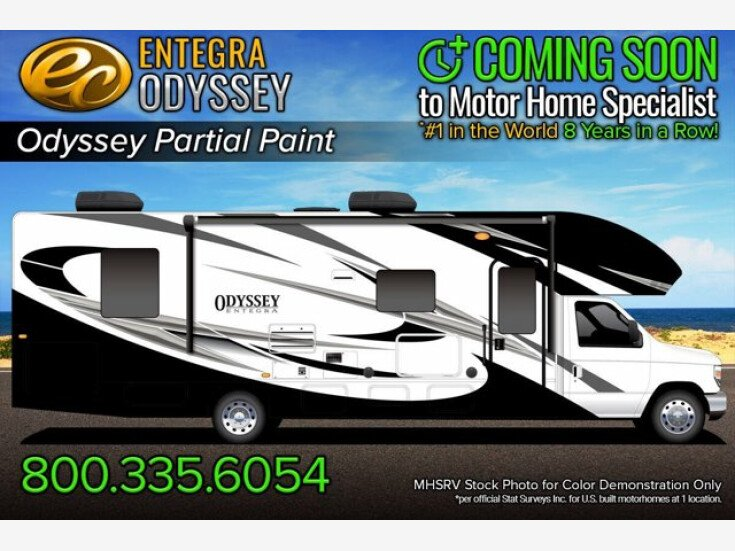 2022 Entegra Odyssey for sale 300313056