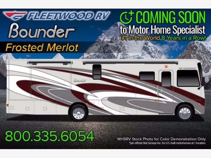 2022 Fleetwood Bounder for sale 300314510