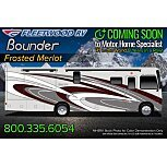 2022 Fleetwood Bounder for sale 300320601