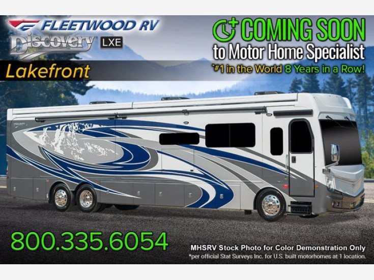 2022 Fleetwood Discovery for sale 300278656