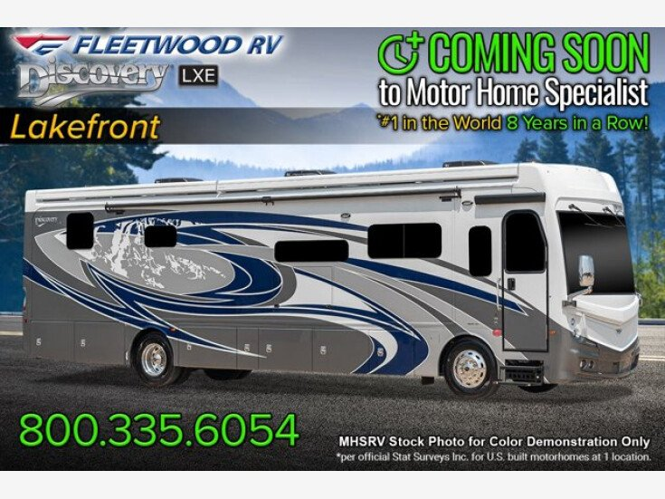 2022 Fleetwood Discovery for sale 300313286