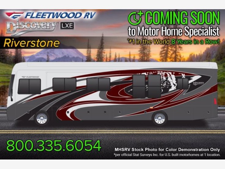2022 Fleetwood Discovery for sale 300313299