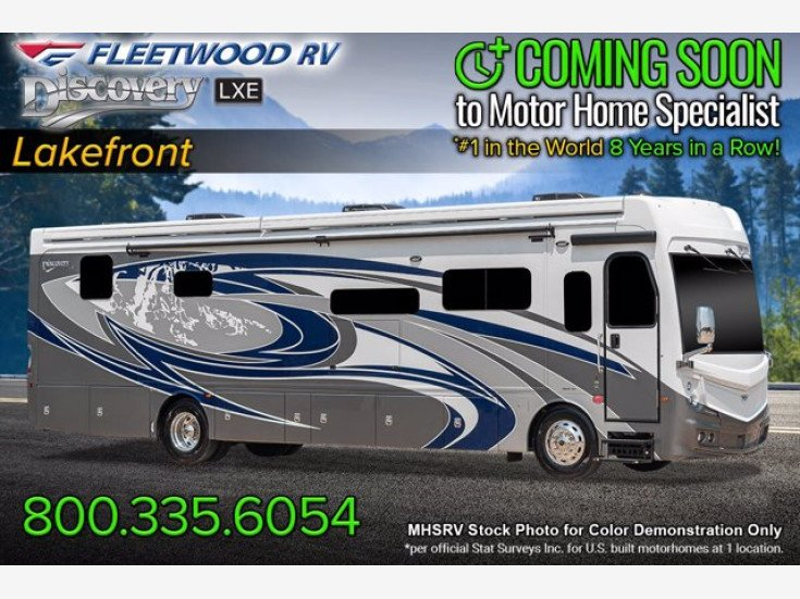 2022 Fleetwood Discovery for sale 300313300