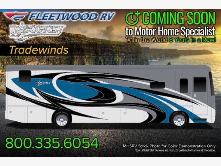 2022 Fleetwood Discovery for sale 300314045