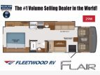 2022 Fleetwood Flair for sale 300299028