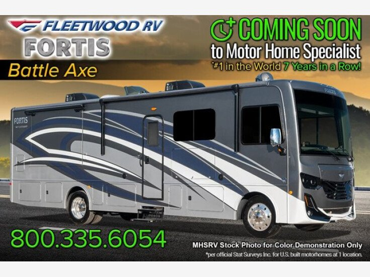 2022 Fleetwood Fortis for sale 300282744