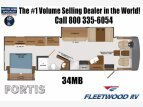 2022 Fleetwood Fortis for sale 300298142
