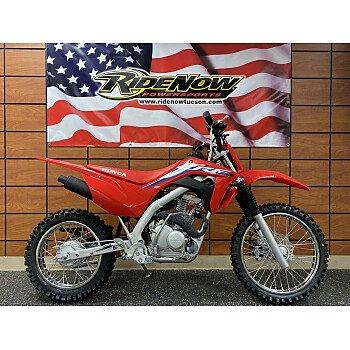 2022 Honda CRF125F for sale 201155988