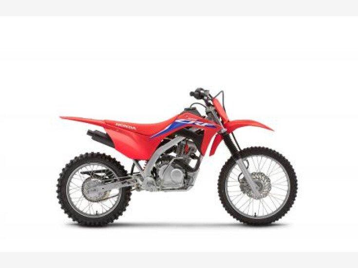 2022 Honda CRF125F for sale 201173573