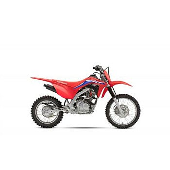 2022 Honda CRF125F for sale 201181684