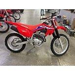 2022 Honda CRF250F for sale 201160489