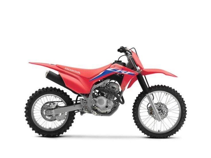 2022 Honda CRF250F for sale 201161972