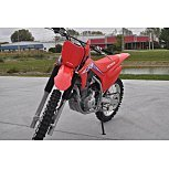 2022 Honda CRF250F for sale 201172400