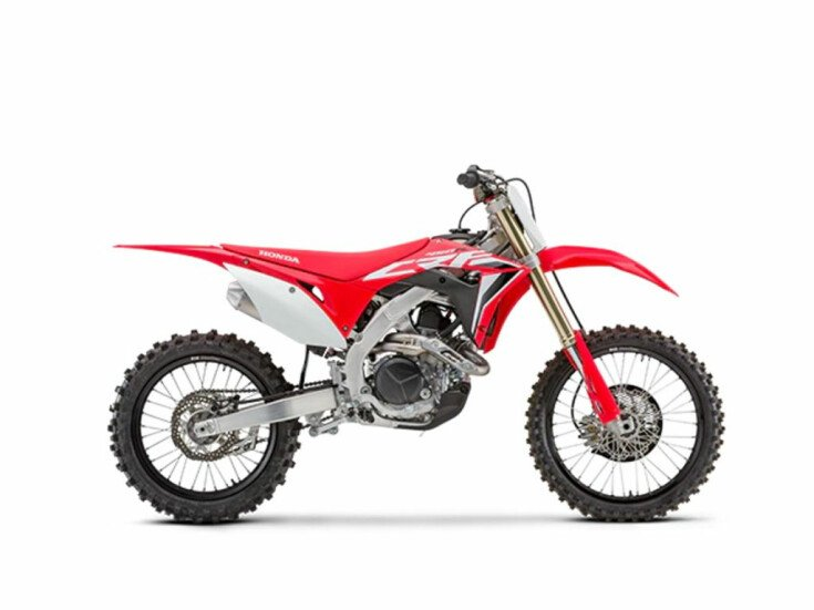 2022 Honda CRF450R-S for sale 201116734