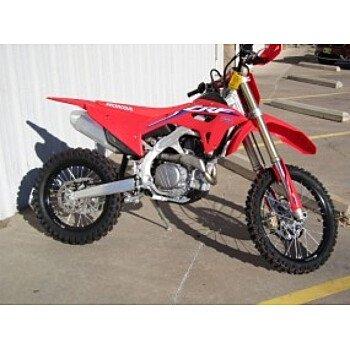 2022 Honda CRF450R for sale 201147355