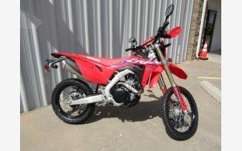 2022 Honda CRF450RL for sale 201113520