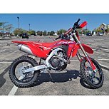 2022 Honda CRF450X for sale 201086830