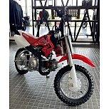 2022 Honda CRF50F for sale 201167022