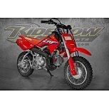 2022 Honda CRF50F for sale 201174136