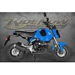 2022 Honda Grom for sale 201123489