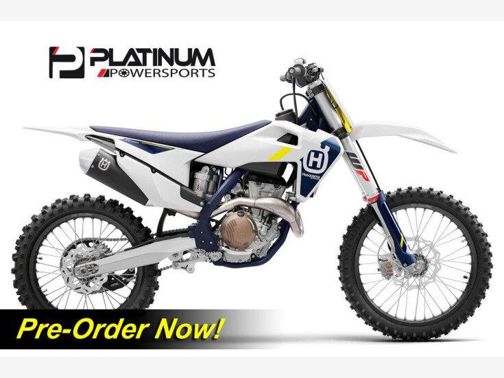 2022 Husqvarna FC350 for sale 201097772