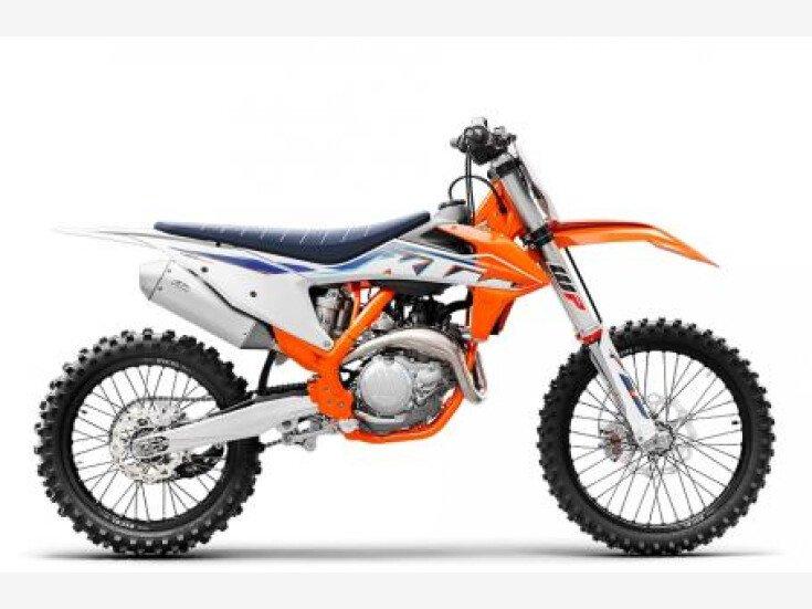 2022 KTM 450SX-F for sale 201098540