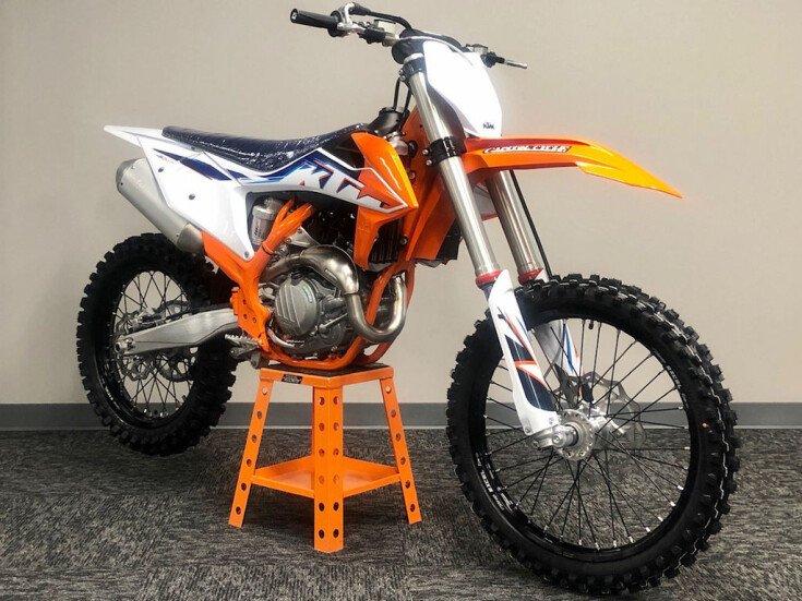 2022 KTM 450SX-F for sale 201101451