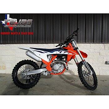 2022 KTM 450SX-F for sale 201181795