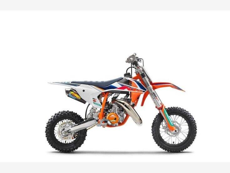2022 KTM 50SX for sale 201173123