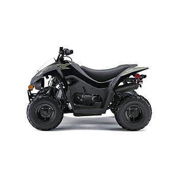 2022 Kawasaki KFX50 for sale 201173034