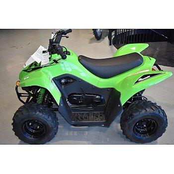 2022 Kawasaki KFX50 for sale 201173252